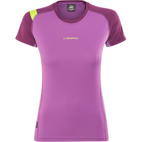 La Sportiva Move - T-shirt course à pied Femme - rose